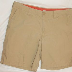 Columbia Washed Worn Out Chino Cotton Short